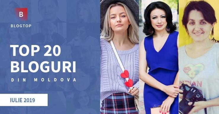 Îți place să citești? Află care au fost 20 cele mai populare bloguri din Moldova, în luna iulie