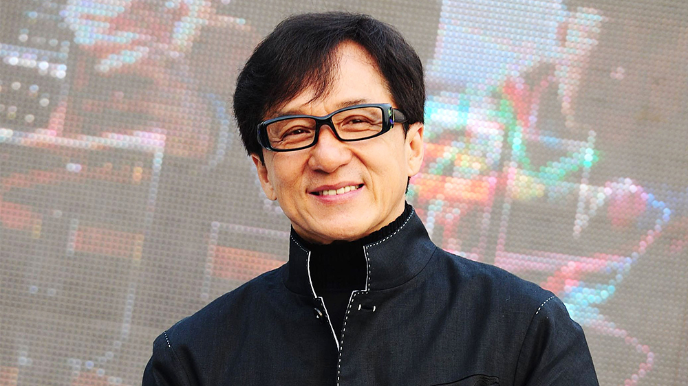 Mandatory Credit: Photo by Top Photo Corporation/REX Shutterstock (4221088a) Jackie Chan attends the premiere conference of Skiptrace in Beijing, China on 23th October 2014. 'Skiptrace' film premiere, Beijing, China - 23 Oct 2014
