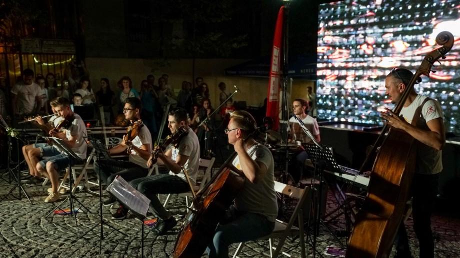 (foto) Expediția muzicală La La Play 2019 s-a încheiat. Tinerii muzicieni au cucerit publicul de la Chișinău