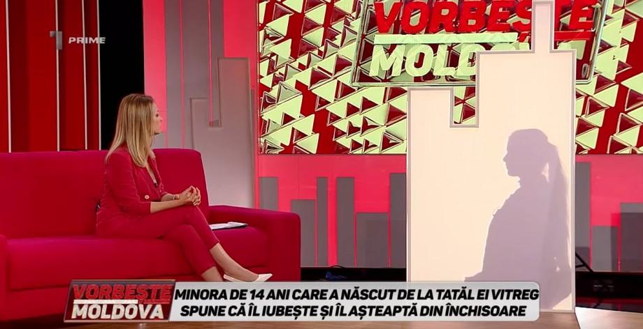 """Prime TV a fost amendat pentru nerespectarea drepturilor copilului în cadrul emisiunii """"Vorbește Moldova"""""""