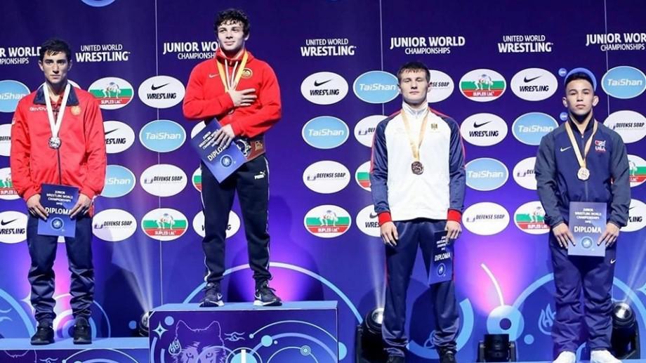 Încă o medalie pentru Moldova! Valentin Petic a cucerit bronzul la Campionatul Mondial de tineret