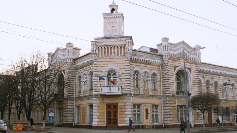 """Primarul Ion Ceban vrea să schimbe sediul primăriei: """"Trebuie să găsim un spațiu deschis unde să lucrăm cot la cot"""""""