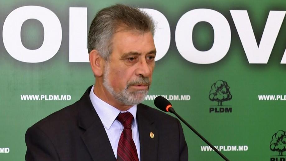 PLDM și-a desemnat candidatul pentru circumscripția nr. 33. Tudor Deliu va lupta pentru funcția de deputat