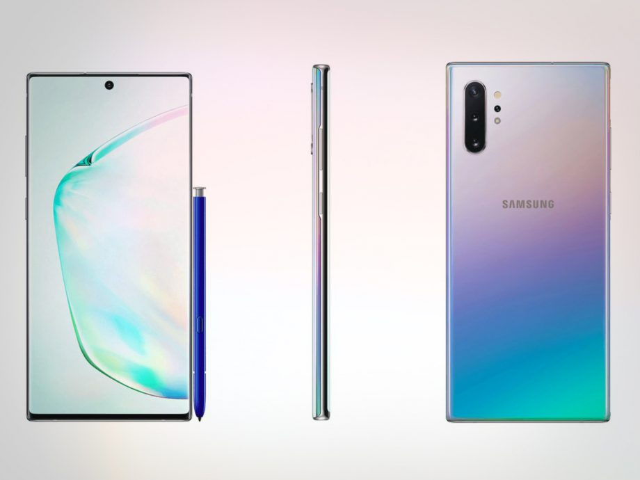 (foto) Descoperă următorul nivel de performanță. Când vor apărea în Moldova Samsung Galaxy Note10 și Galaxy Note10+