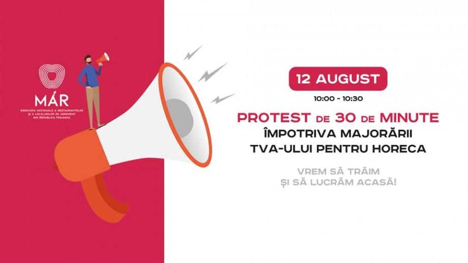 Lista localurilor din Moldova care se vor închide luni în semn de protest față de anularea facilitărilor la TVA