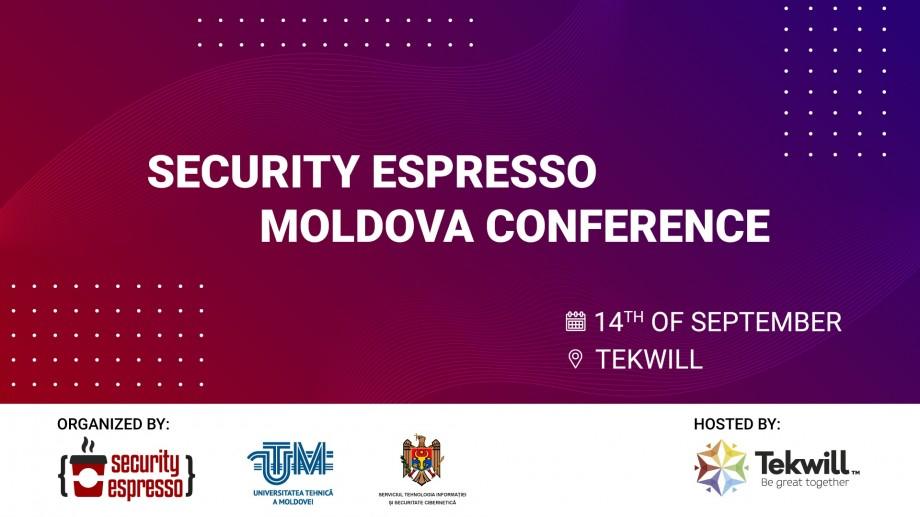 UTM pune bazele unei comunități de cybersecurity în Moldova. De ce să participi la conferința Security Espresso din septembrie