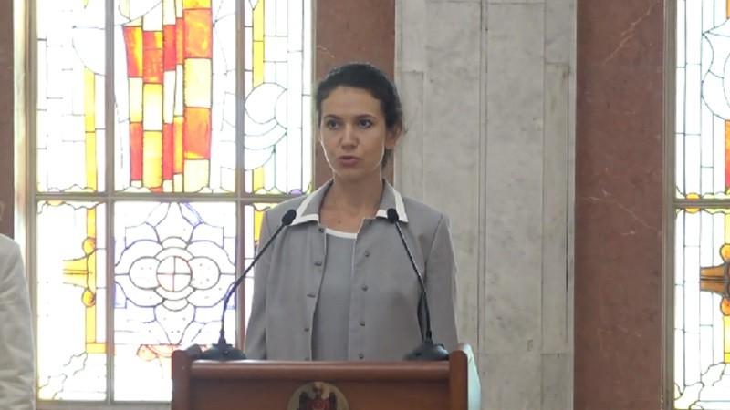 """Ministra Justiției despre declarațiile judecătoare Liuba Șova: """"Constitui temei pentru anularea rezultatelor alegerii Președintelui CC"""""""