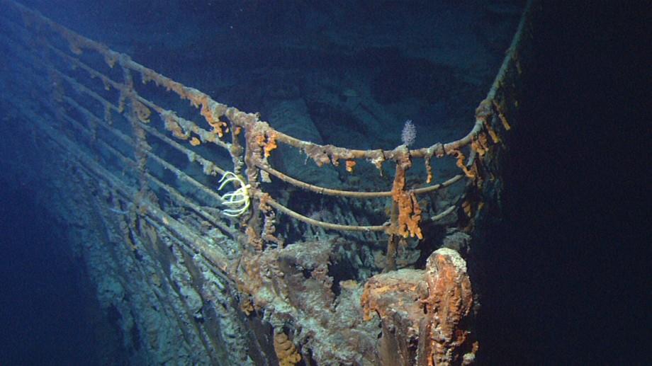 (video) Imagini proaspete ale Titanicului la adâncimea de 4 km. Cum arată nava scufundată în anul 1912