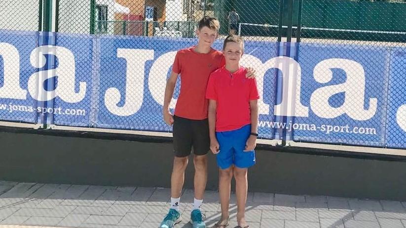 """Locul II pentru Moldova la """"Bright Tennis Trophy"""". Cine e tenismanul care a obținut argintul"""