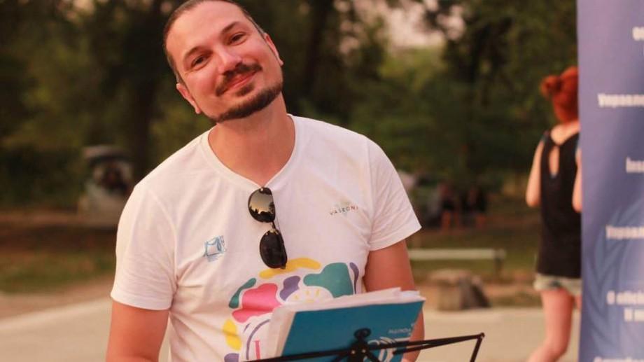 (foto) Descoperă tinerii din La La Play 2019. Constrabasistul Vladimir Vdovicenco, despre muzică, familie și frumusețea naturii