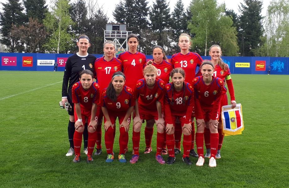UEFA a încredinţat Moldovei organizarea primului tur preliminar al Campionatului European feminin U-17