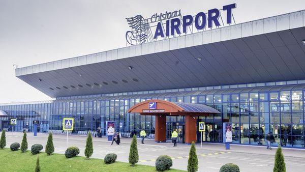 Procurorii fac percheziții la Aeroportul Internațional Chișinău
