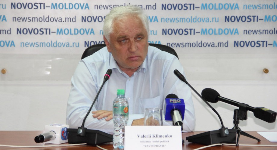 Valerii Klimenko va candida la funcția de primar general al Chișinău din partea Partidului Șor