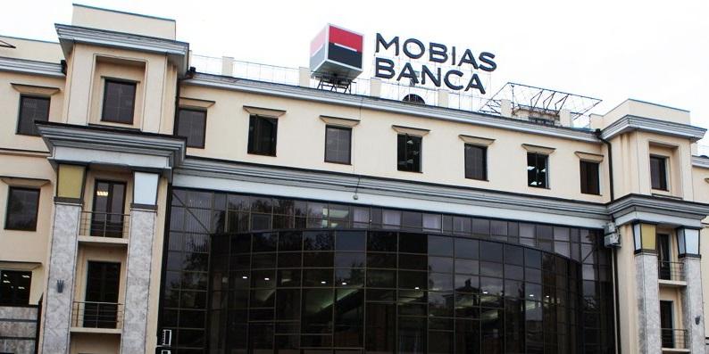 """Mobiasbanca-Groupe Societe Generale"" și-a schimbat denumirea"
