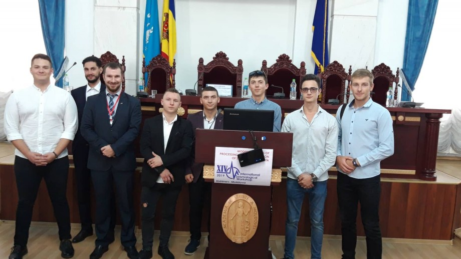 (foto) Studenții UTM au participat la prima Școala Internațională de Seismologie organizată în Moldova