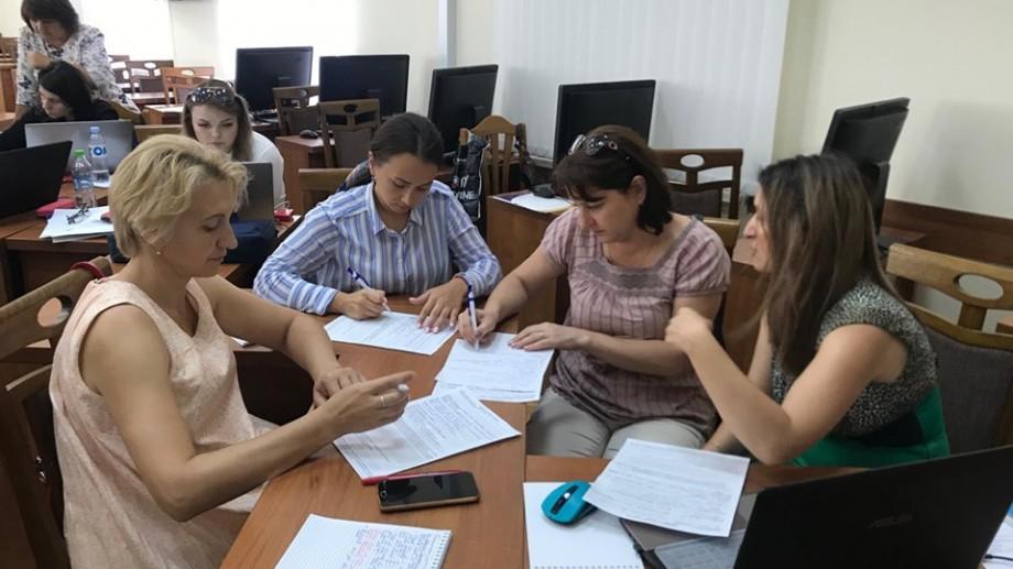 (foto) 21 de profesori din țară au participat la cel de al doilea seminar de inițiere în eTwinning