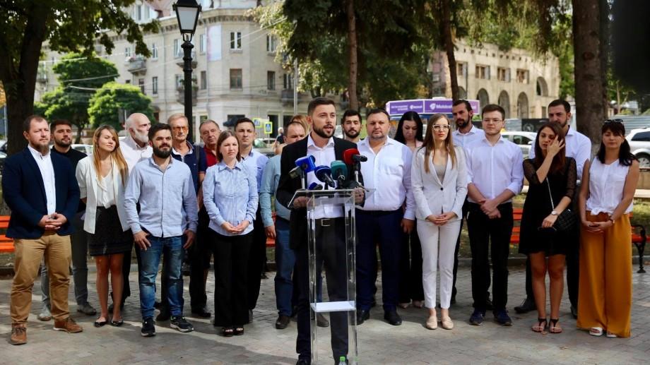 Victor Chironda a fost înregistrat în calitate de candidat la funcția de primar al capitalei