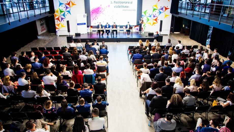 """Participă la """"Inspiring Dialogue"""" și cunoaște provocările de după culisele succesului de la oameni de afaceri americani"""