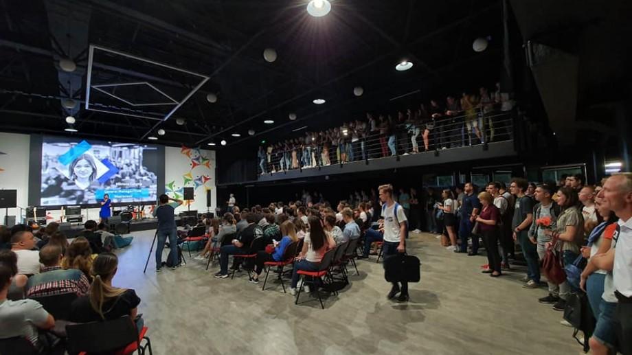 (foto, video) Ziua Internațională a Programatorilor, marcată pentru al doilea an consecutiv la UTM