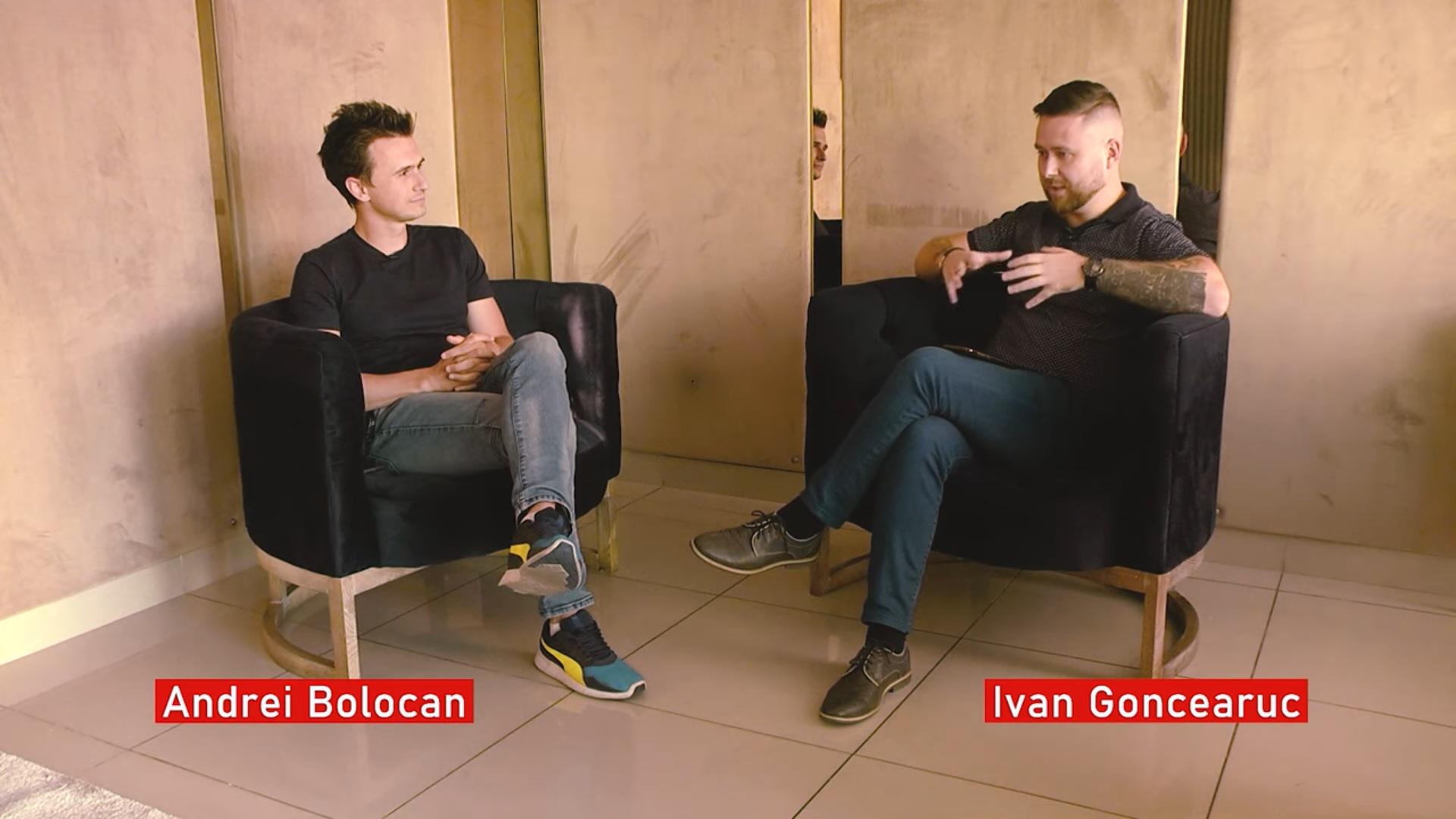 (video) #dialog cu Andrei Bolocan. Despre ce este fericirea, sexul pe plajă, problemele emigranților și Ilan Șor