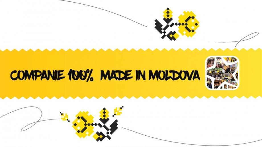 StarNet: firmă de succes, 100 % made in Moldova