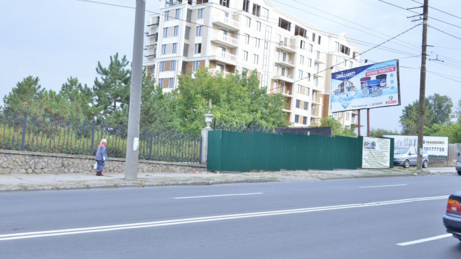 (foto) Parcul Dendrariu va avea o nouă intrare. Unde va fi amenajată aceasta