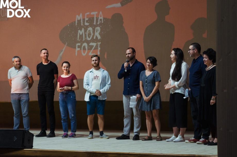 (foto) La Cahul a fost dat startul celeide-a IV-a ediții a Festivalului Internațional de Film Documentar MOLDOX