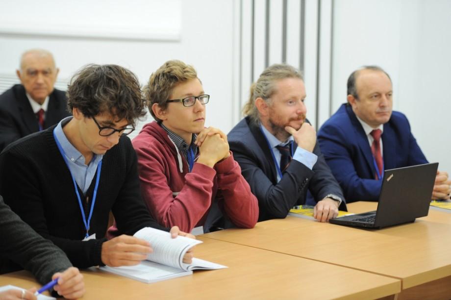 """(foto) Conferința internațională """"Nanotechnologies and Biomedical Engineering"""" și-a deschis lucrările la Chișinău"""
