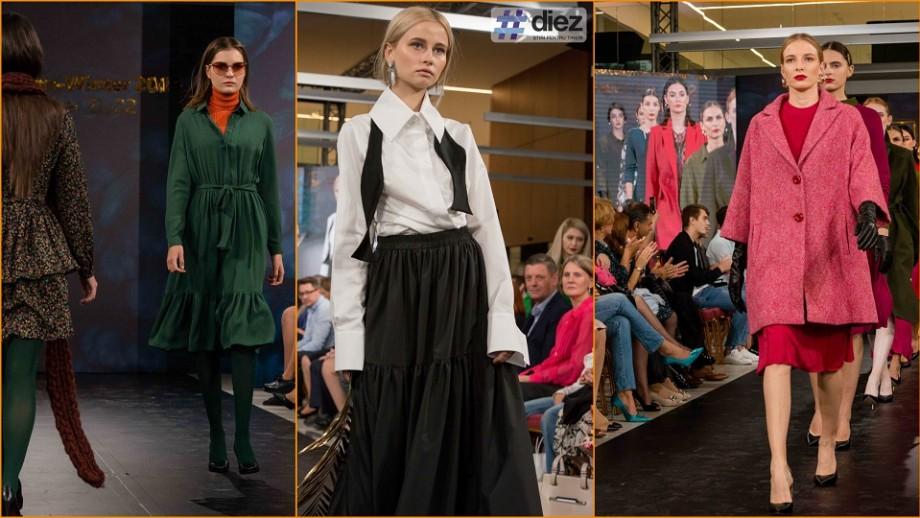 (galerie foto) Designerii autohtoni aduc culoare în garderobă. Ținutele prezentate în prima seară de Moldova Fashion Days