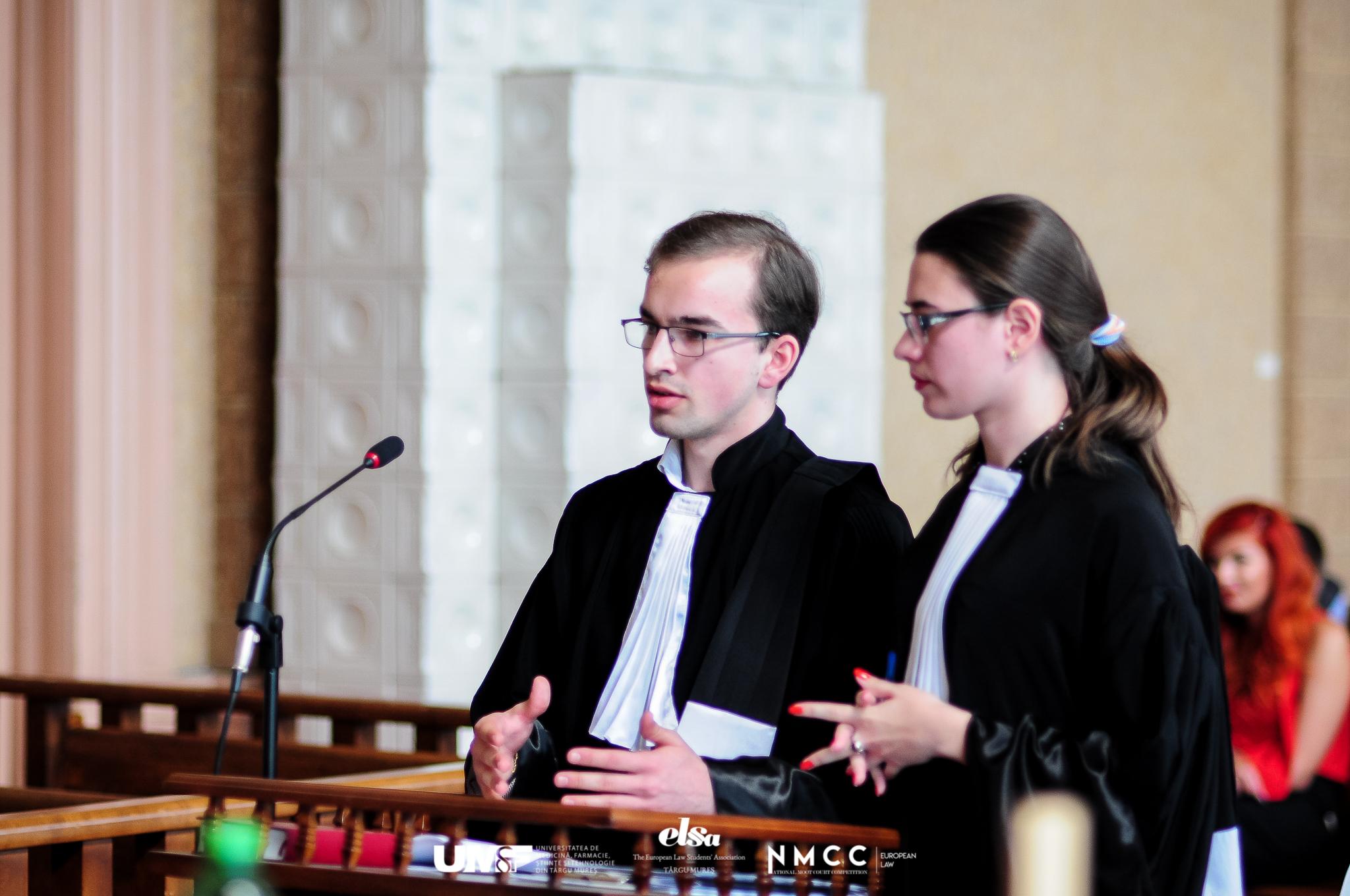 Studenții de la Drept pot participa Concursul Național de Procese Simulate. Cum te înregistrezi