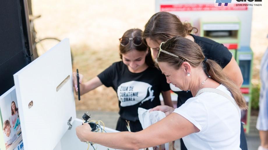 Lista școlilor din Moldova care vor colecta timp de o lună deșeuri electronice