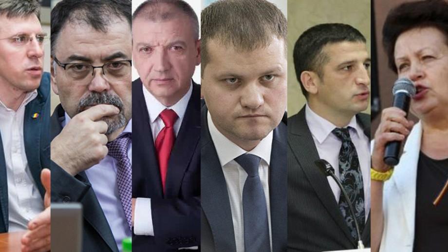 Lista partidelor unioniste din Moldova. De la Chirtoacă, la Pavlicenco, Munteanu și Șalaru