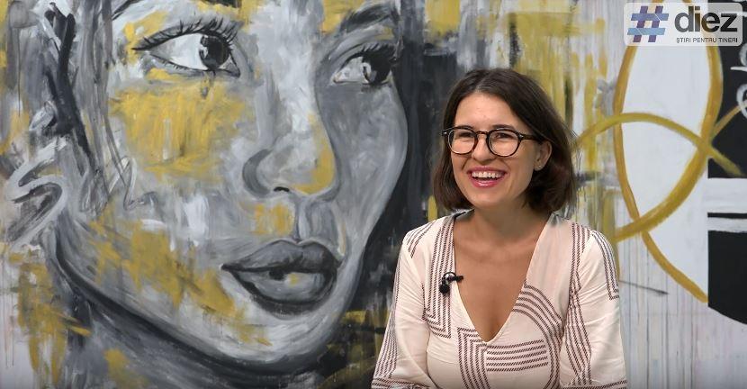 (video) Anastasia Taburceanu vorbește #FărăTolk. Despre prăjiturile portugheze, Istorii Urbane și unde ar trăi, în afară de Chișinău