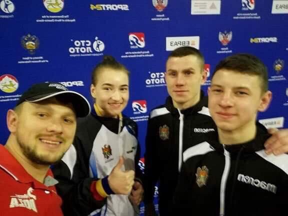 Boxerul moldovean Alexandru Paraschiv a debutat cu o victorie la Campionatul Mondial din Rusia. Cine este următorul său adversar