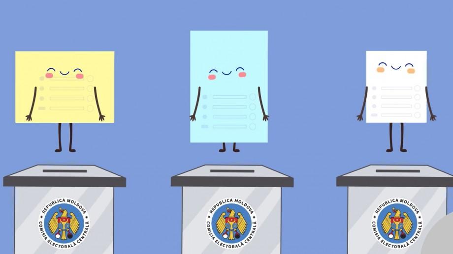 """(video) """"Unii vor să mă ia cu ei, dar este interzis."""" Buletinul de vot își povestește """"viața"""" din perioada alegerilor"""