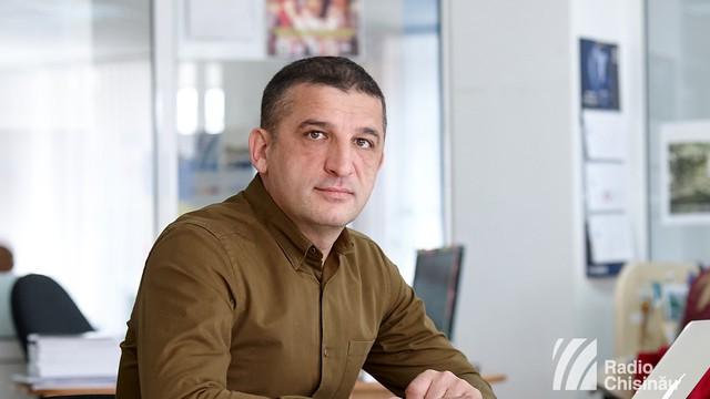 Vlad Țurcanu va candida și el la funcția de primar al Chișinăului