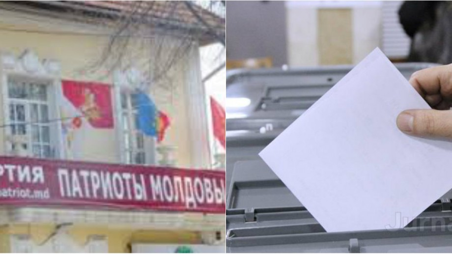 """Candidații Partidului """"Patrioții Moldovei"""" au fost excluși din cursa electorală pentru municipiul Chișinău"""