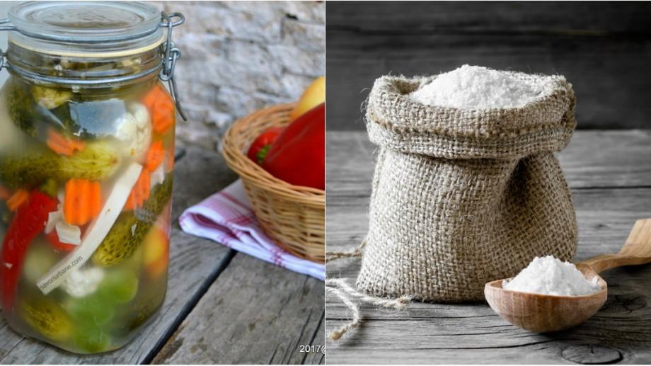 De la pâine până la murături: Tot ce trebuie să știi despre consumul excesiv de sare în Moldova