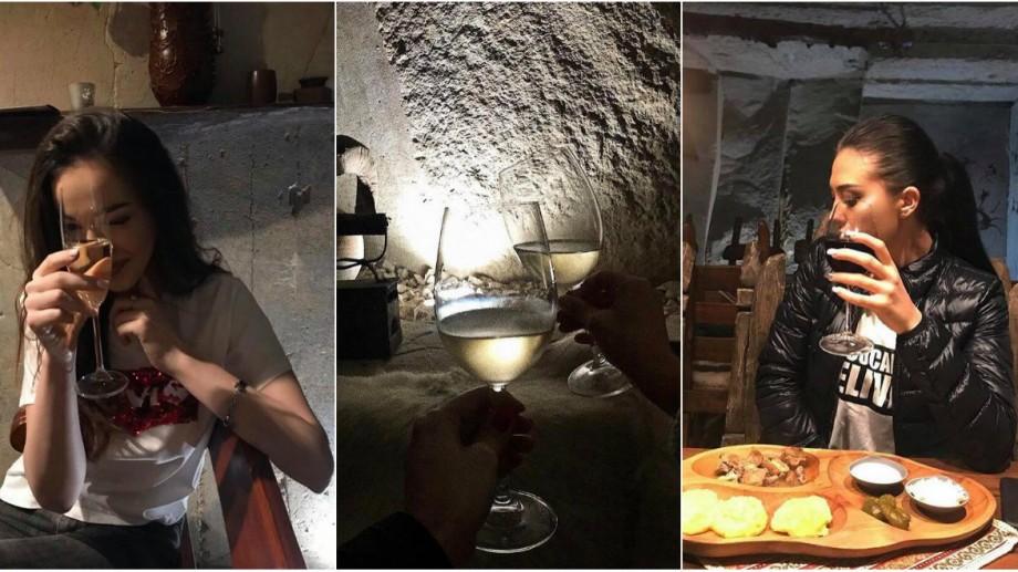 (foto) Moldova, văzută prin filtrele de pe Instagram. Vinăria Brănești, locul unde epoca de piatră și vinurile gustoase și-au lăsat amprenta