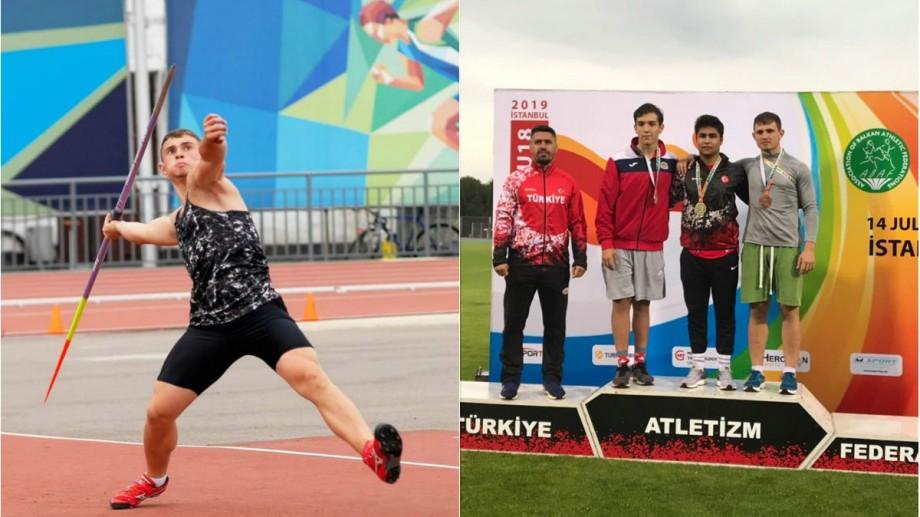 (video) #Sportul meu există. Ilie Vasilachi povestește cum a început să practice aruncarea suliței și care sunt regulile acestui sport