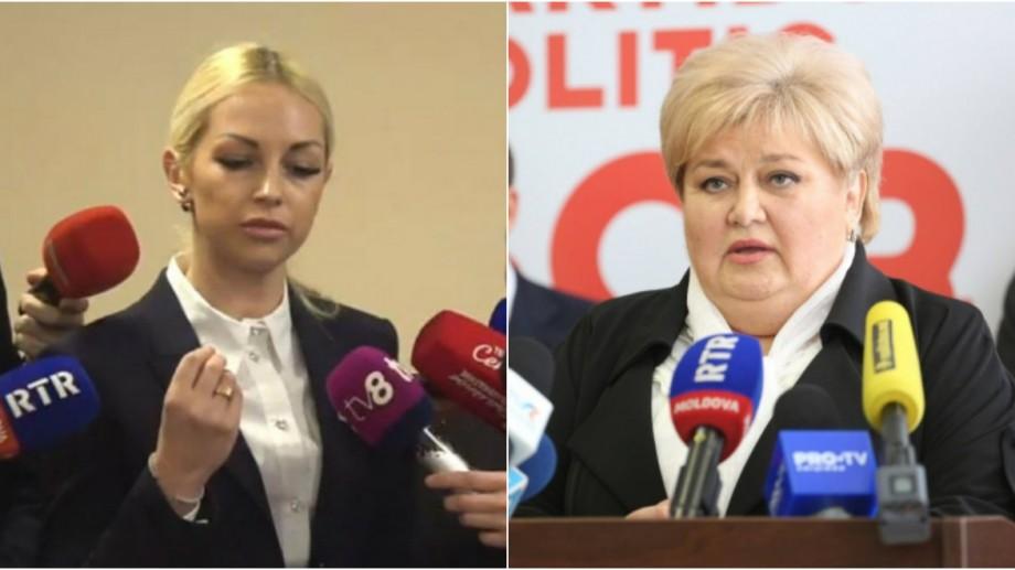 Explicația procuraturii privind reținerea deputatelor Marina Tauber și Reghina Apostolova