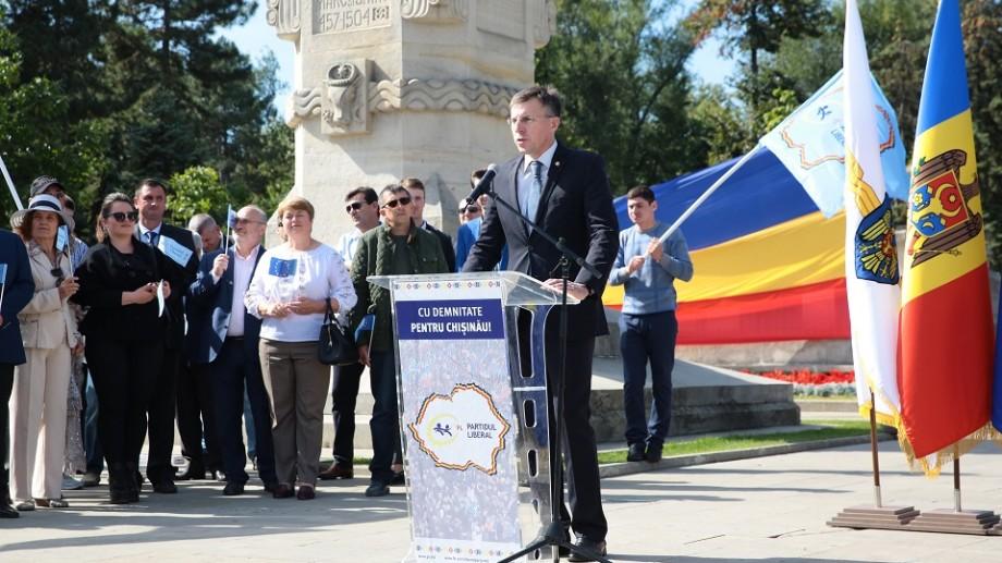 """(video) """"Nu am concurență în aceste alegeri."""" Cinci priorități pe care le are Dorin Chirtoacă în campania electorală"""