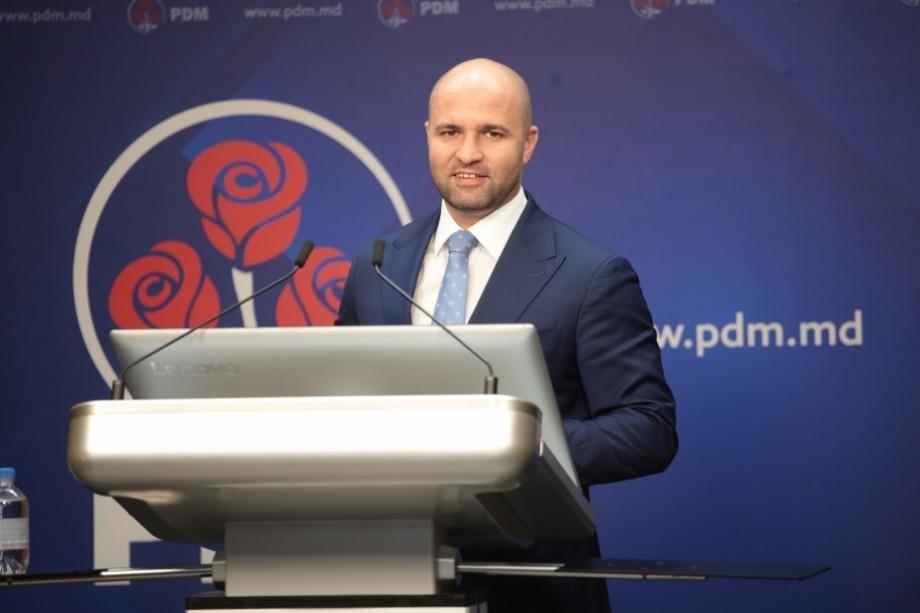 Vladimir Cebotari ar fi candidatul PDM la funcția de primar al Capitalei