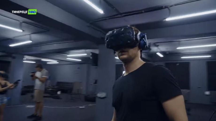 (video) Descoperă o nouă dimensiune a realității la Chișinău, împreună cu băieții de la Clubul de Realitate Virtuală Cord