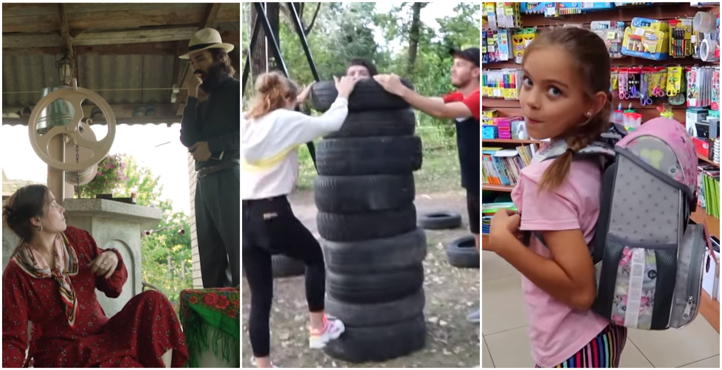 (video) Școala, dragostea și nebunia. Cele mai populare videouri, realizate de vloggerii moldoveni în luna august