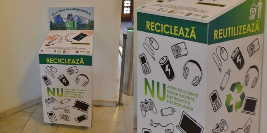 Cauți unde să arunci televizorul vechi sau telefonul defectat? Hai Moldova te invită să-ți aduci electronicele uzate la IarmarEco