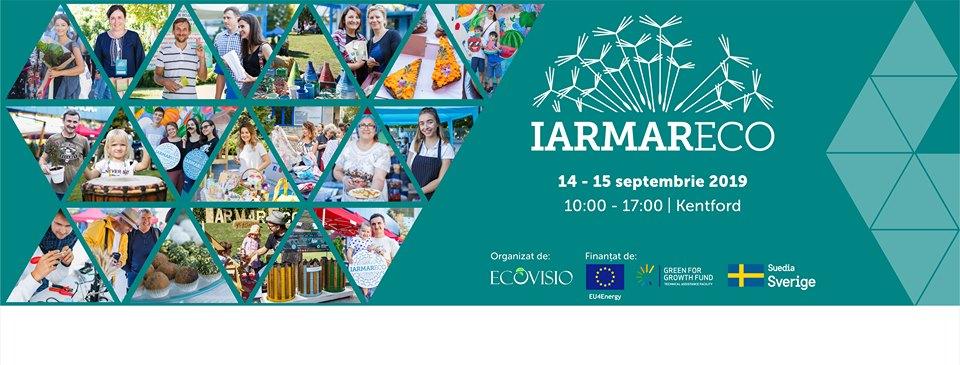 Activități pentru suflet, copii și mediu. Care este programul IarmarEco pentru 14 și 15 septembrie
