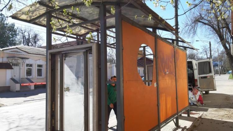 (foto) Peste 300 de așteptare a transportului public din Chișinău vor fi renovate