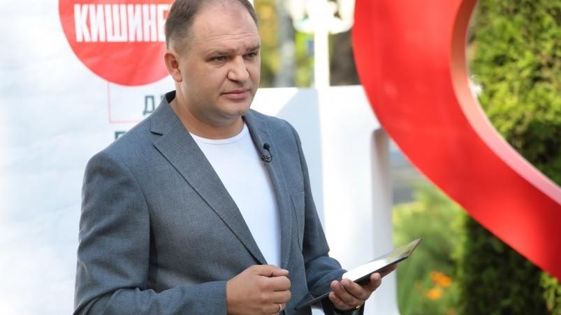 (doc, video) Ion Ceban a prezentat Programul de Administrare a municipiului Chișinău pentru perioada 2019-2023