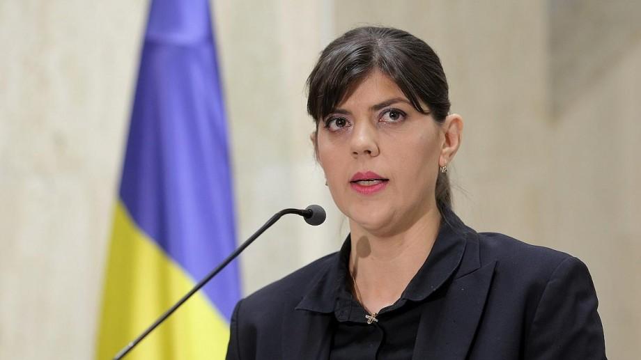 Consiliul UE a confirmat numirea Laurei Codruța Kövesi în funcția de procuroră șefă europeană